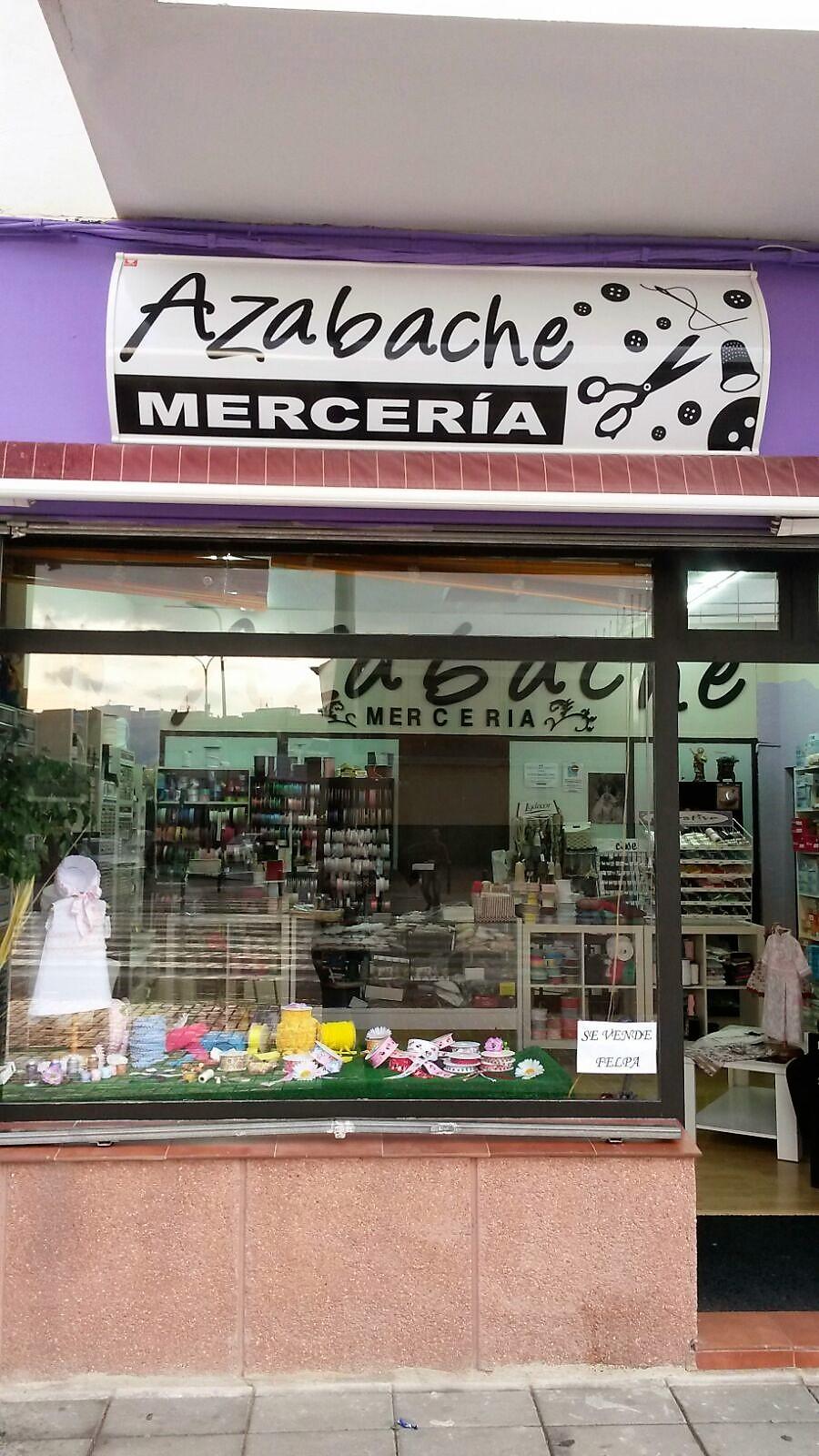 ESPAÑA MERCERIA ALMENDRALEJO AZABACHE