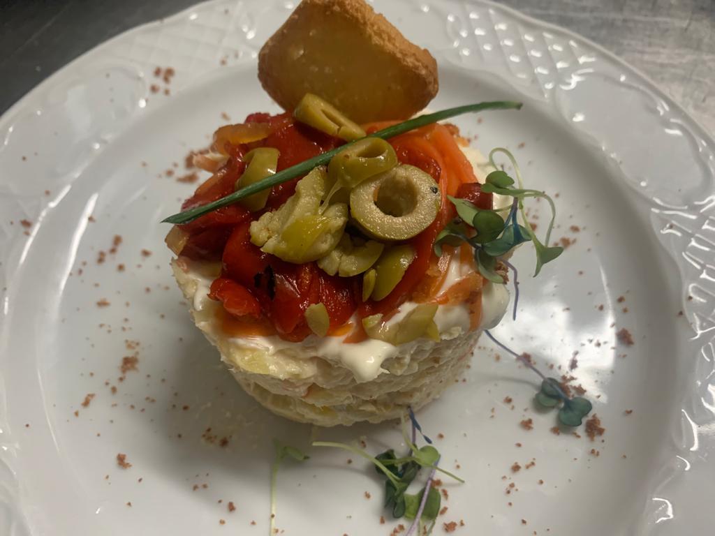 Menú económico en Cáceres Restaurante El Temis
