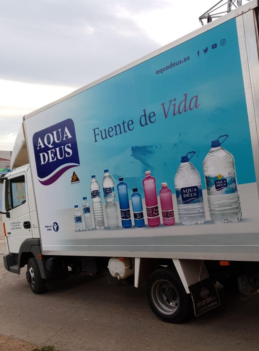 Distribución a tiendas Tierra de Barros Luis prieto Aceuchal