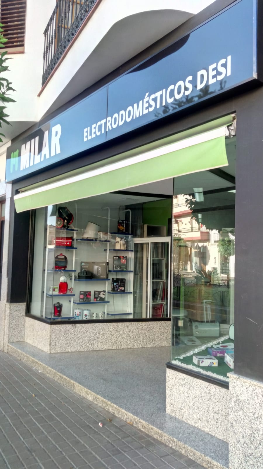 ELECTRODOMÉSTICOS COCINAS ACEUCHAL DESI