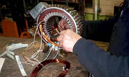 taller electromecanica Don Benito Fernandez Cañamero