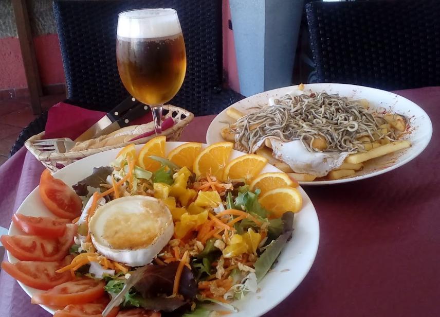 España Raciones en Cáceres Temis 2.0 Restaurante