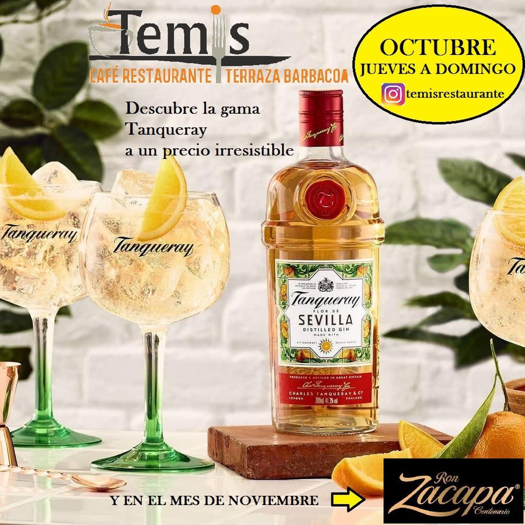 Eventos en Cáceres Restaurante El Temís