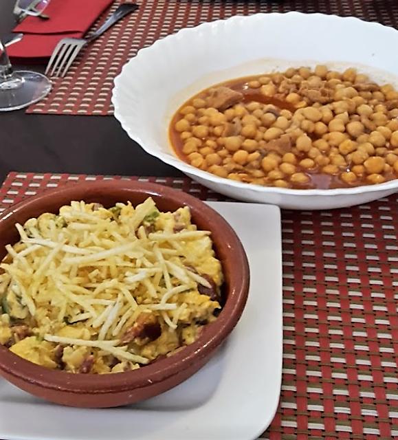 España Restaurante tapería en Cáceres centro Los Ibericos