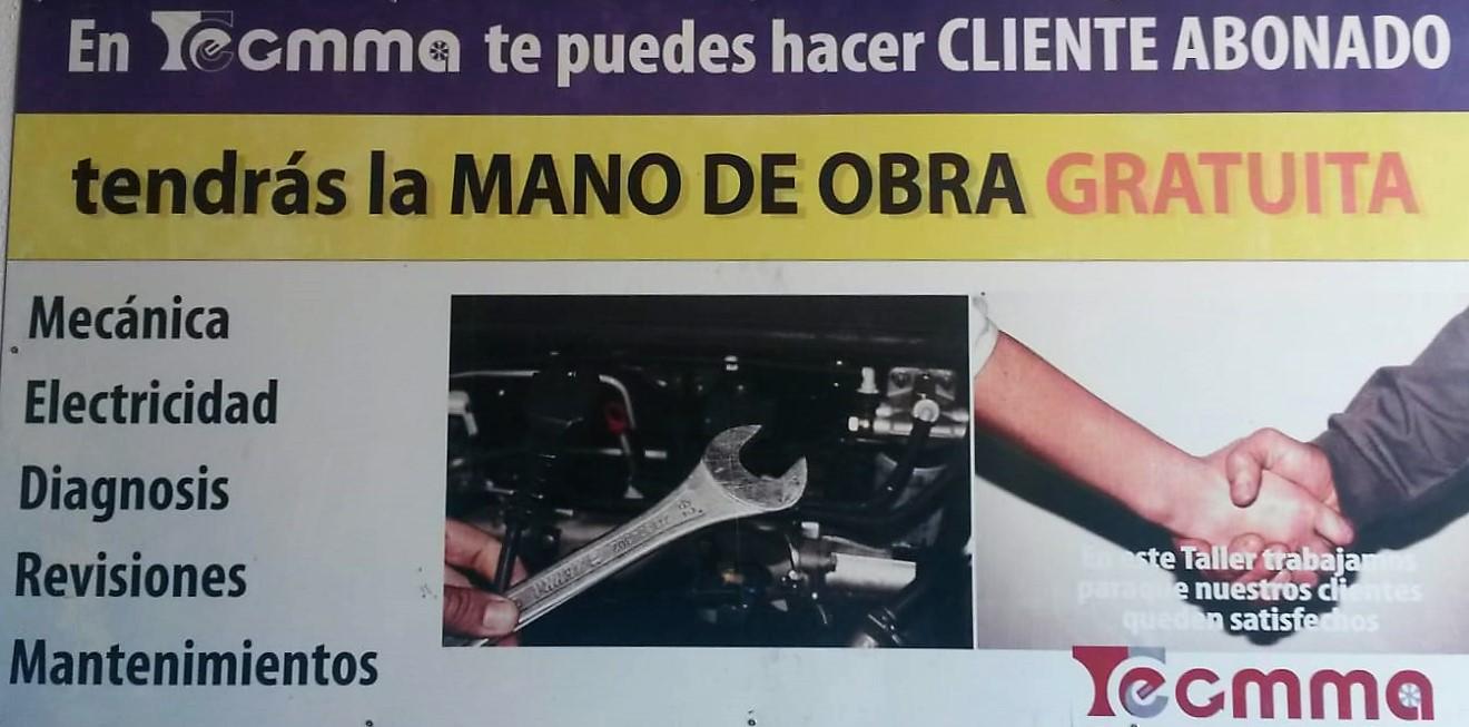 España Taller mecánica en Malpartida de Plasencia Tecmma Electromecanica