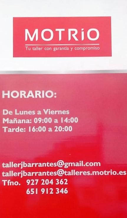 España Taller mecánica general Torreorgaz Jose Barrantes Vehiculos de Ocasión