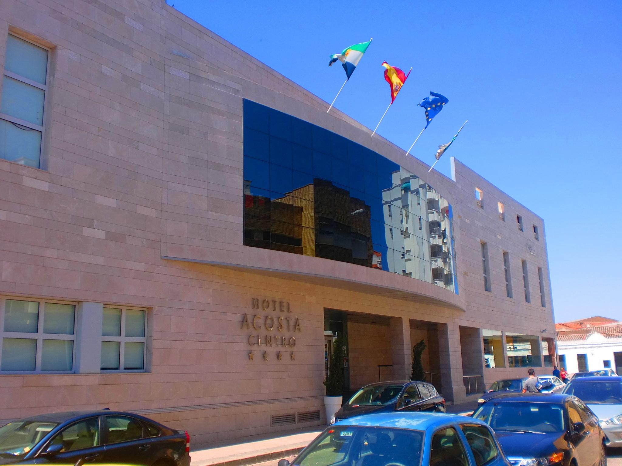 HOTEL ALMENDRALEJO ACOSTA CENTRO
