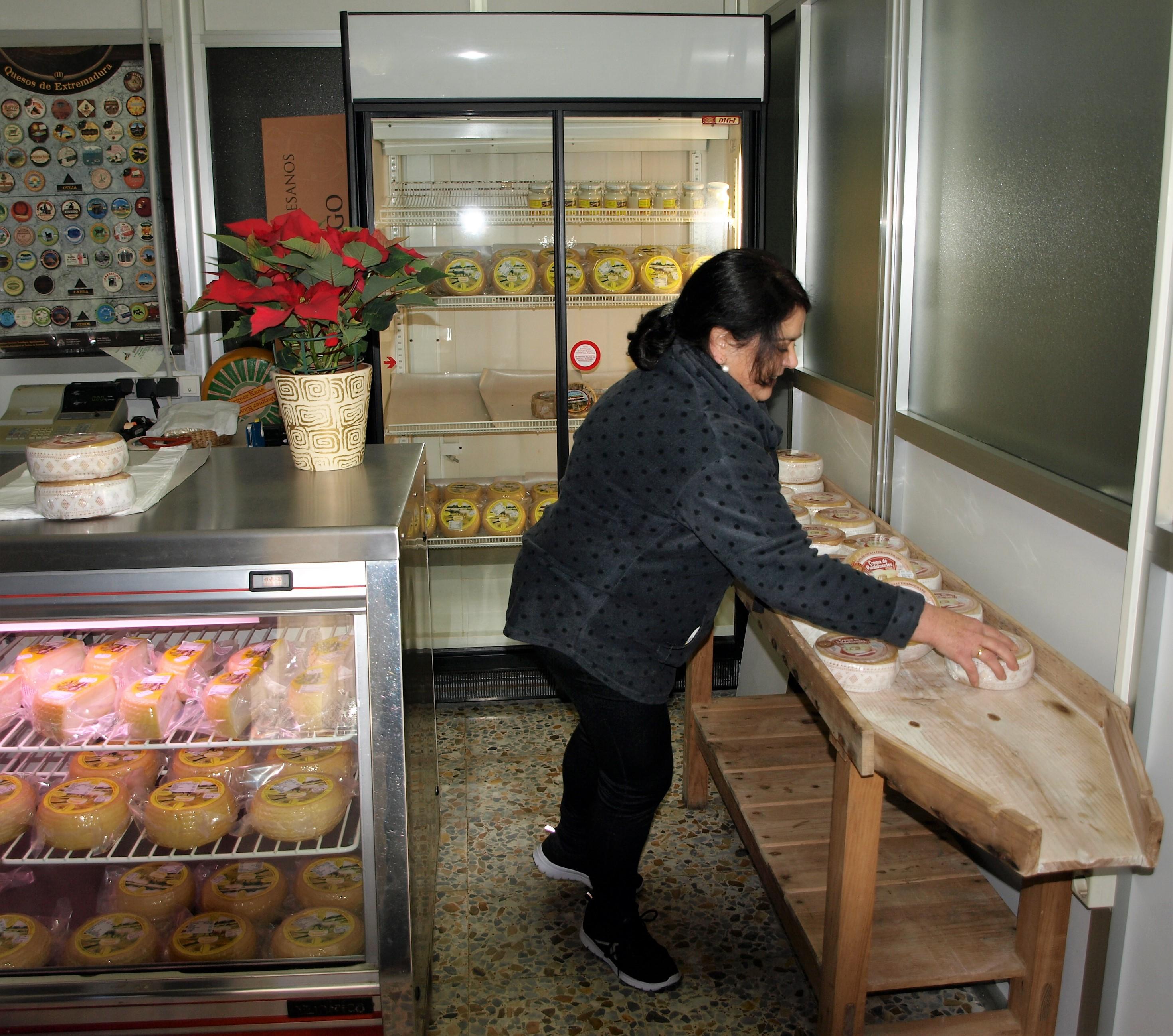 españa quesos extremeños de oveja hidalgo valdefuentes