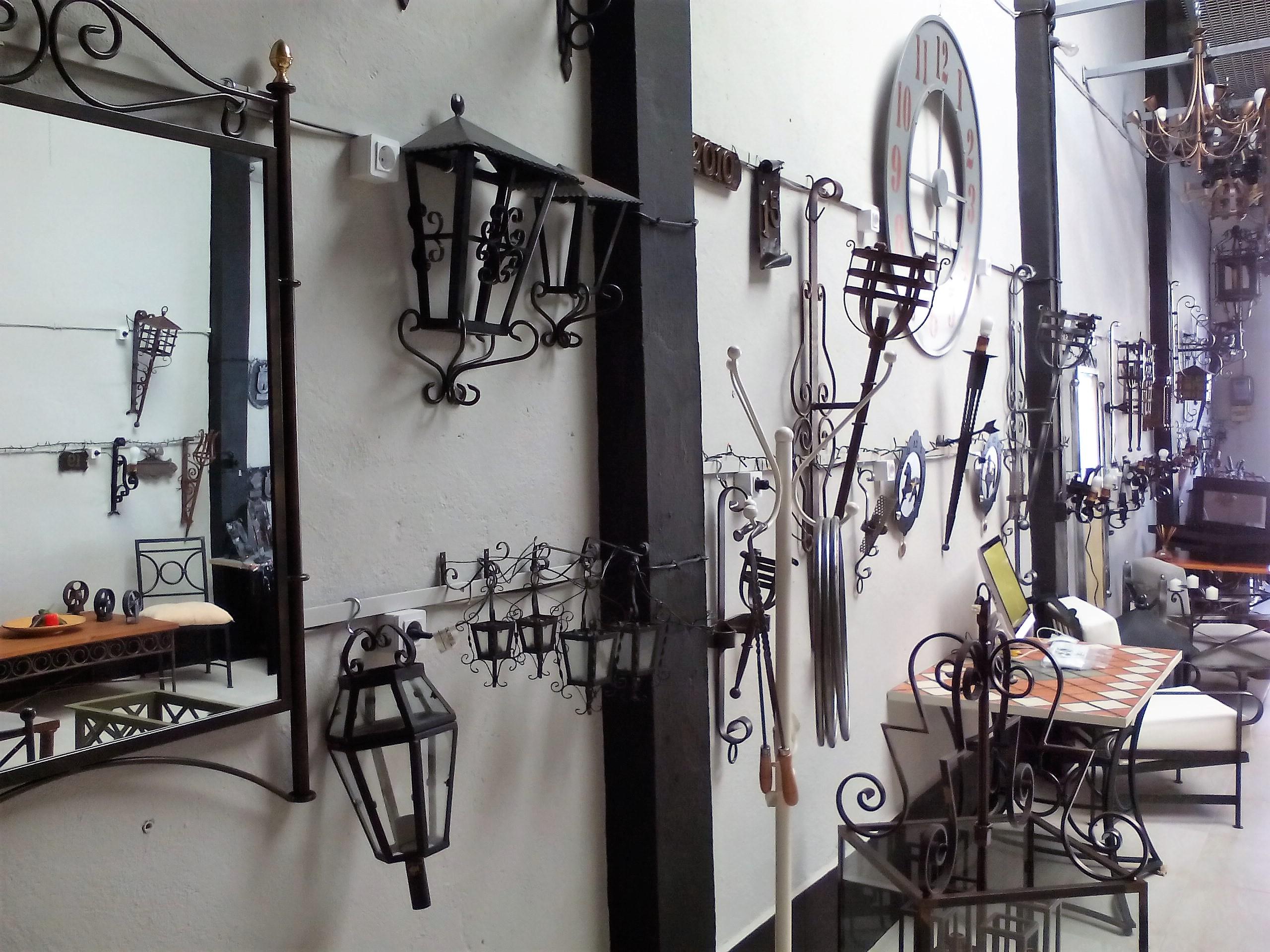 españa artesano forja industrial extremadura arte forja – villafranca de los barros