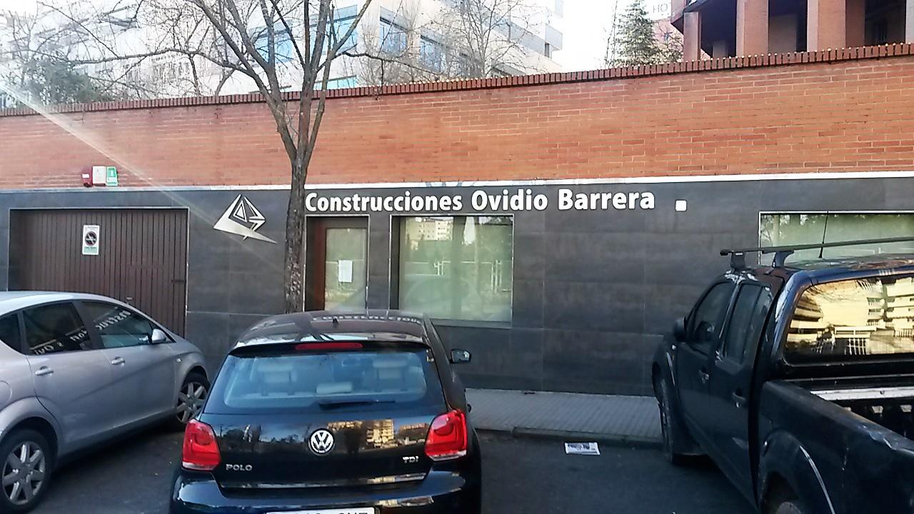 construcciones reformas Cáceres Ovidio