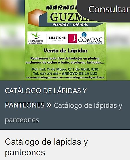 España Mármoles en Arroyo de la Luz Guzmán Cáceres