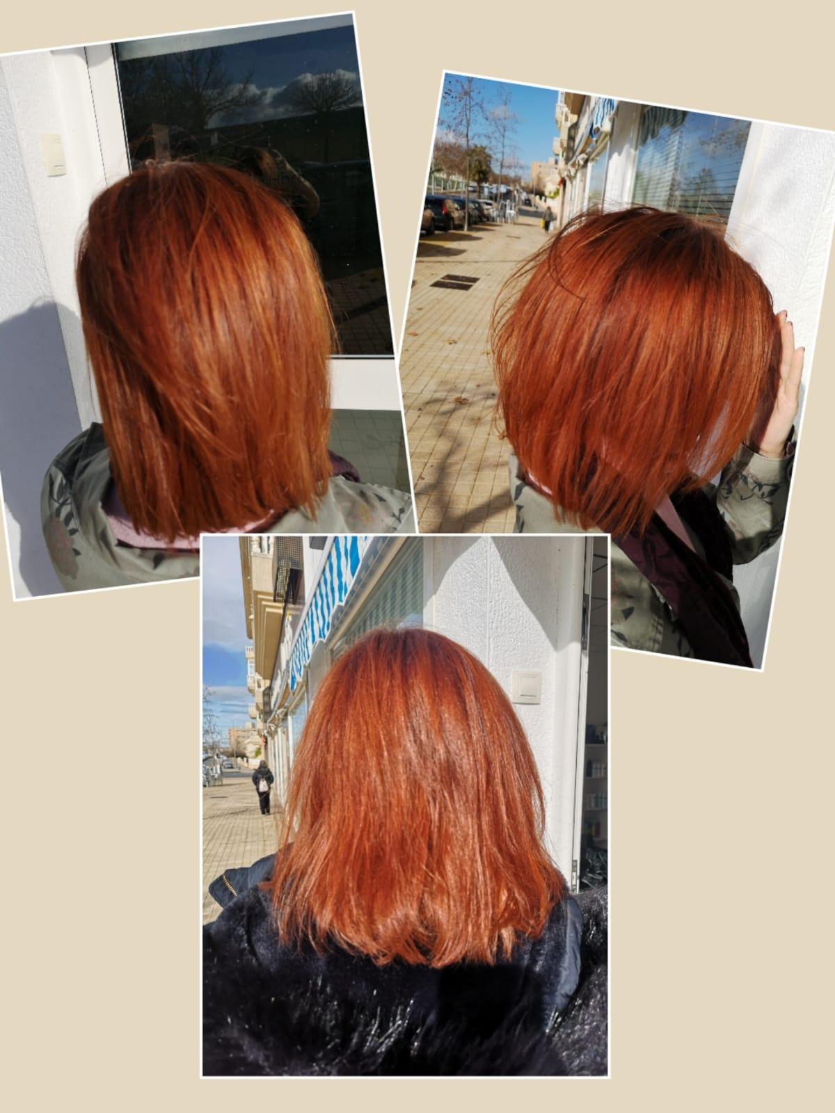 vLa Mejor peluquería de Cáceres Debora Muriel