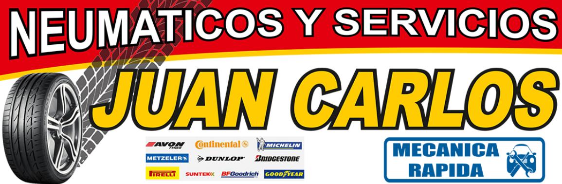 Taller de ruedas en Don Benito Juan Carlos