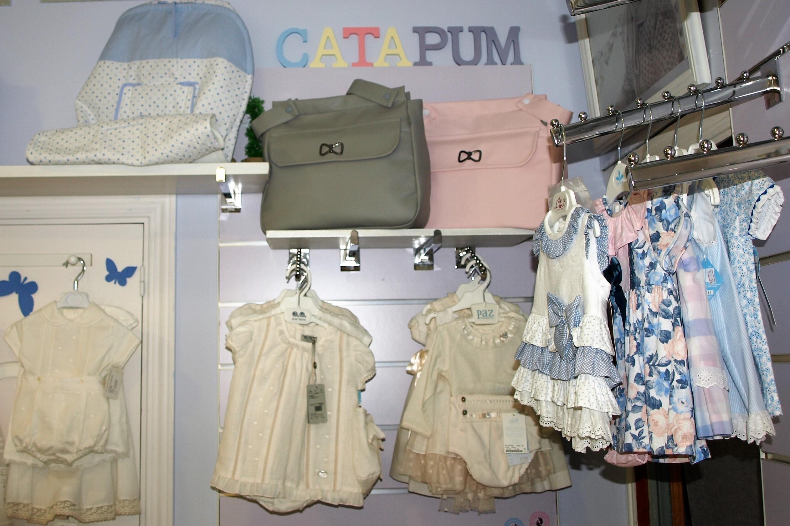 España Tienda ropa de bebes infantil Cáceres Catapum