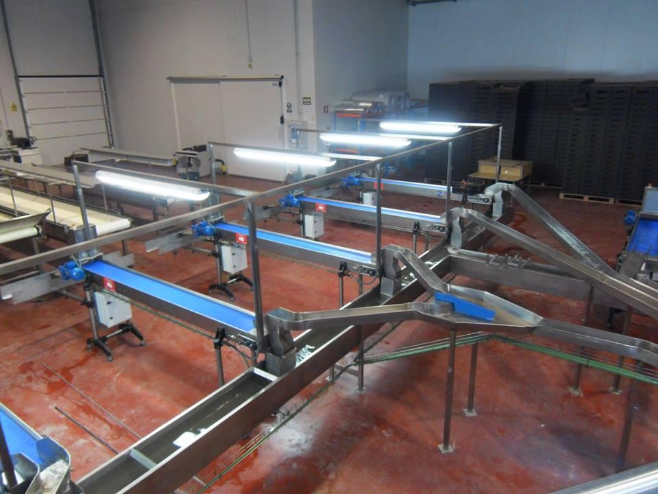 España Fabricante Exportación Fabricación de Maquinaria Agrícola VNB