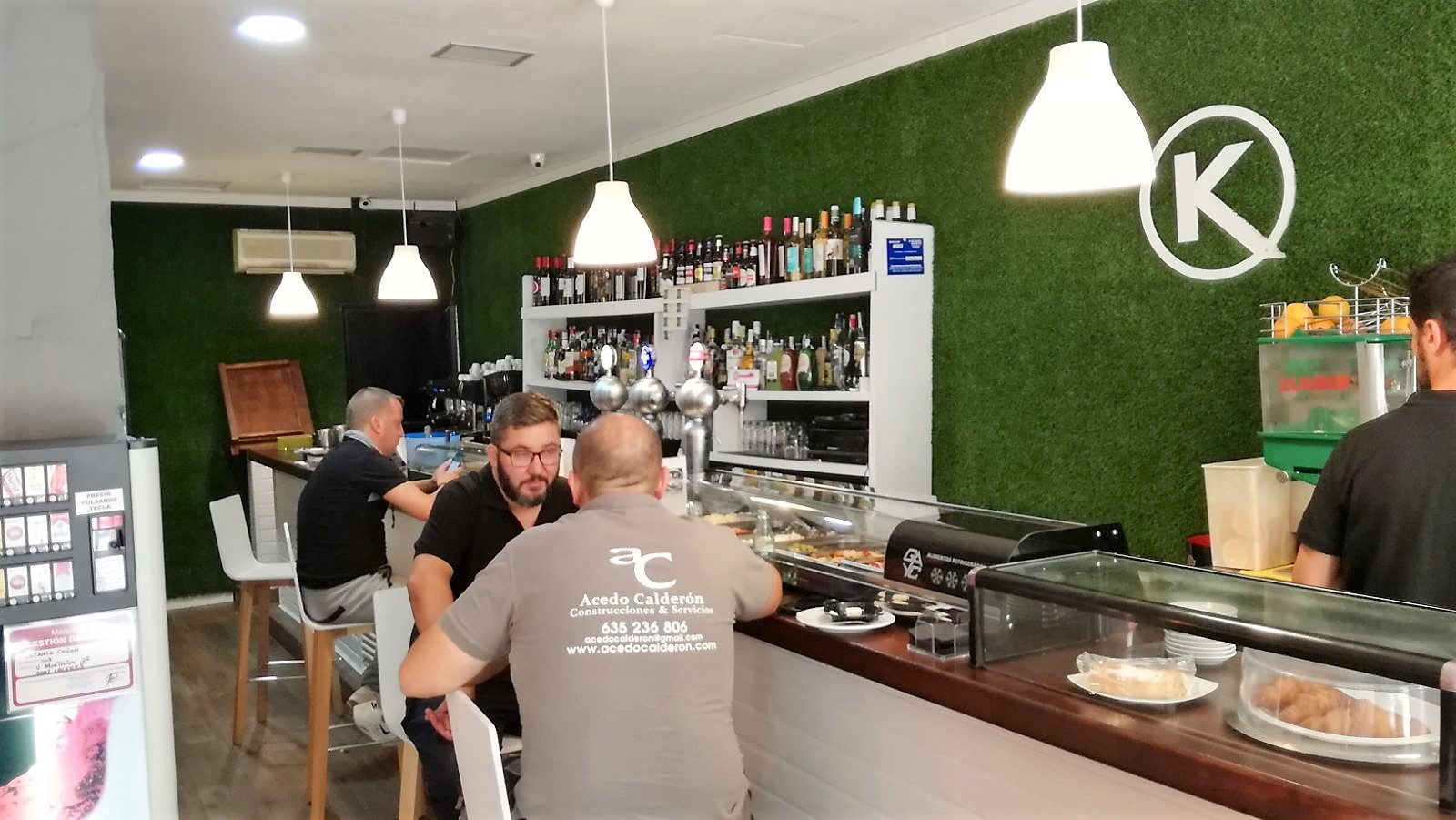 España Restaurante Tapería Cáceres Kolon Food&Drink