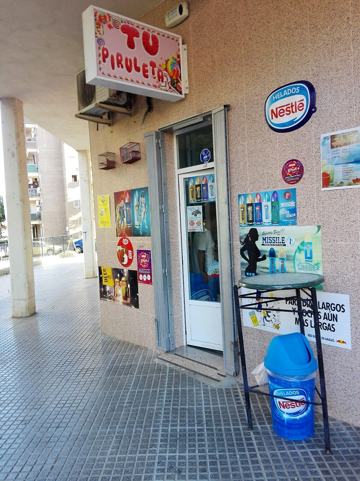 España Multitienda en Mérida Tú Piruleta