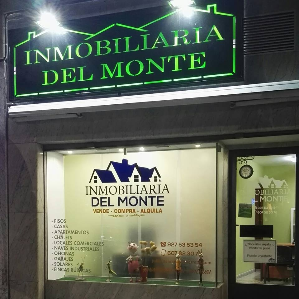 España Inmobiliaria en Navalmoral de la Mata Del Monte