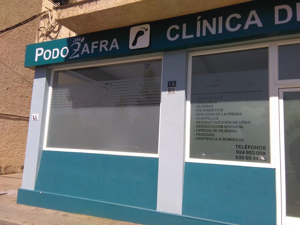 España Clinica del Pie Podozafra