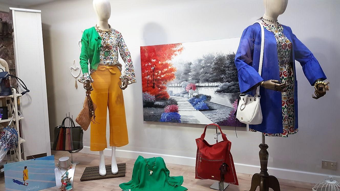 España Moda Mujer en Zafra Mona & Lissa