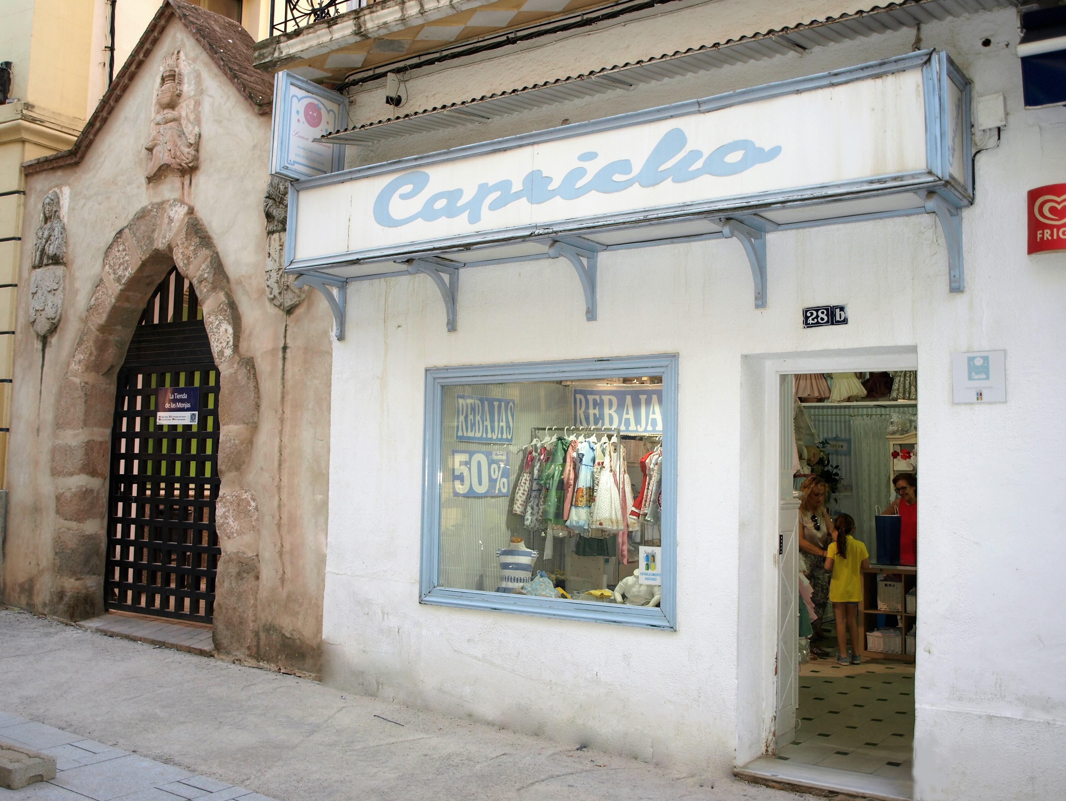 España Moda Infantil Bebe Niñ@ en Zafra Capricho