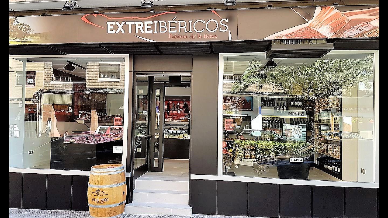 españa productos extremeños cáceres extreibericos