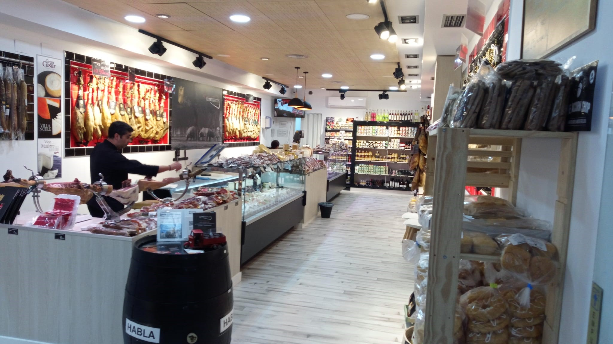 Productos Extremeños en Cáceres Extreibericos