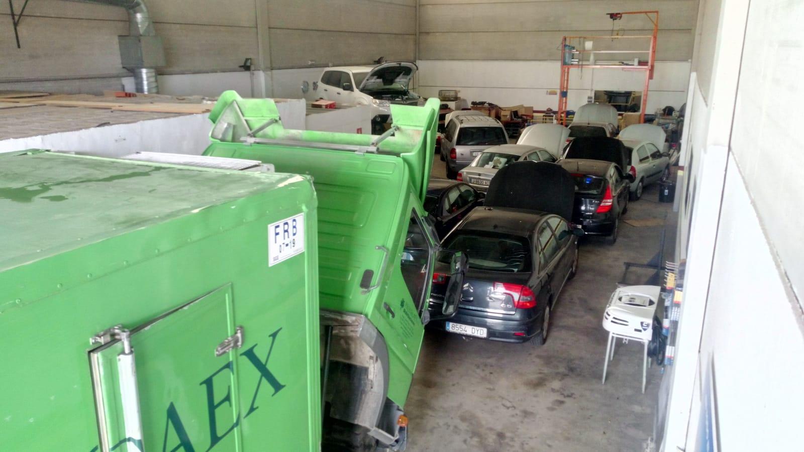 DISTRIBUIDOR DE REPUESTOS SERVICIO OFICIAL AUTOCLIMA EXTREMADURA ESPAÑA