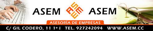 ESPAÑA ASESORIA CONSULTORIA EN CACERES ASEM