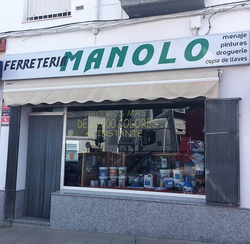 ESPAÑA FERRETERIA EN FUENTE DEL MAESTRE MANOLO