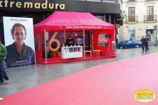 CARPAS ANDALUCIA DE LA MARTA EXTREMADURA