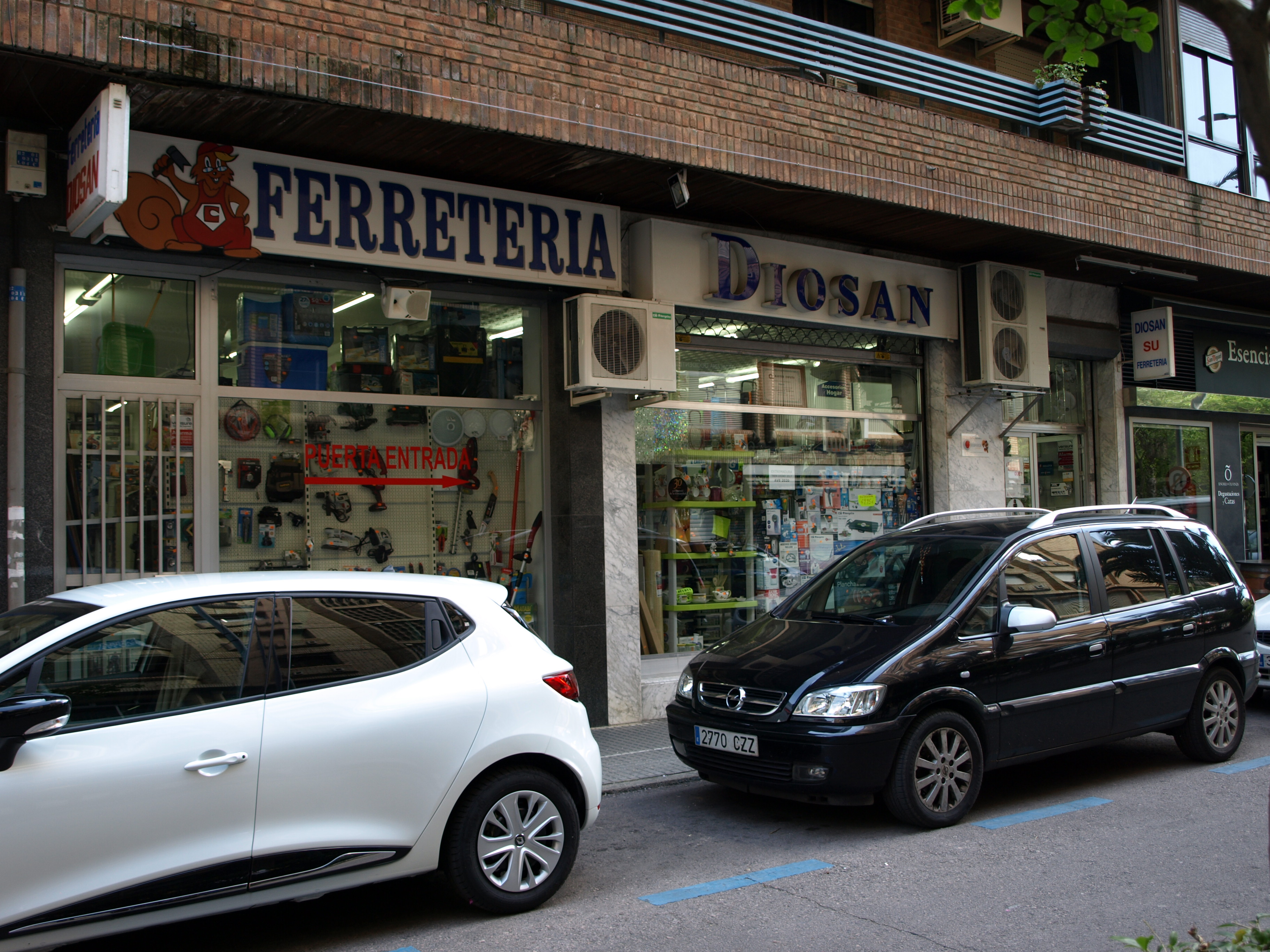 ESPAÑA FERRETERIA DIOSAN S.L CÁCERES