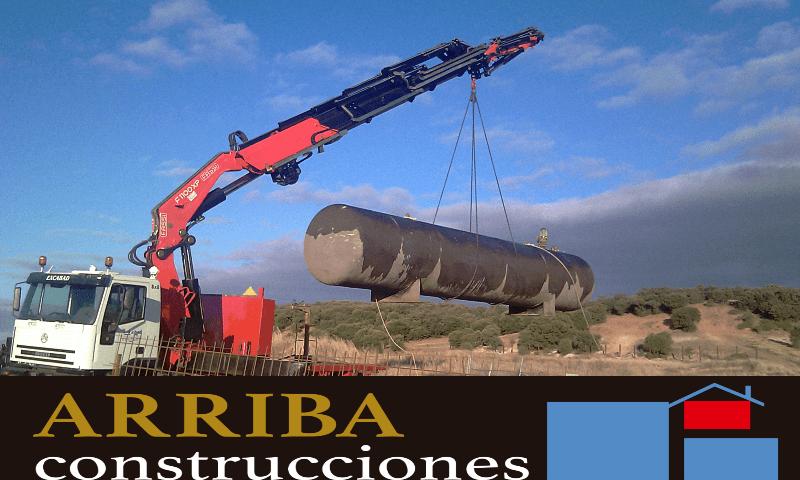 España Construcciones en la Vera Arriba Plasencia