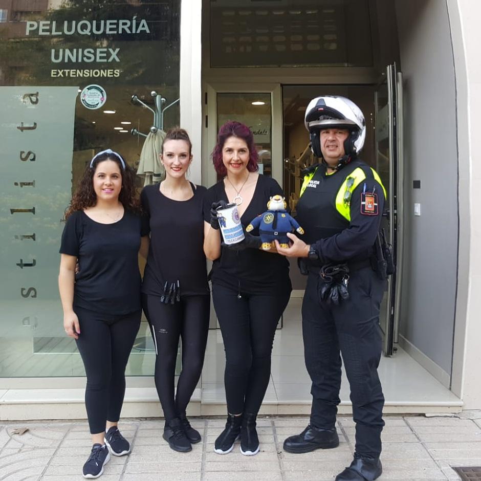 Peluquería en España Badajoz Carmen Sandalo estilismo