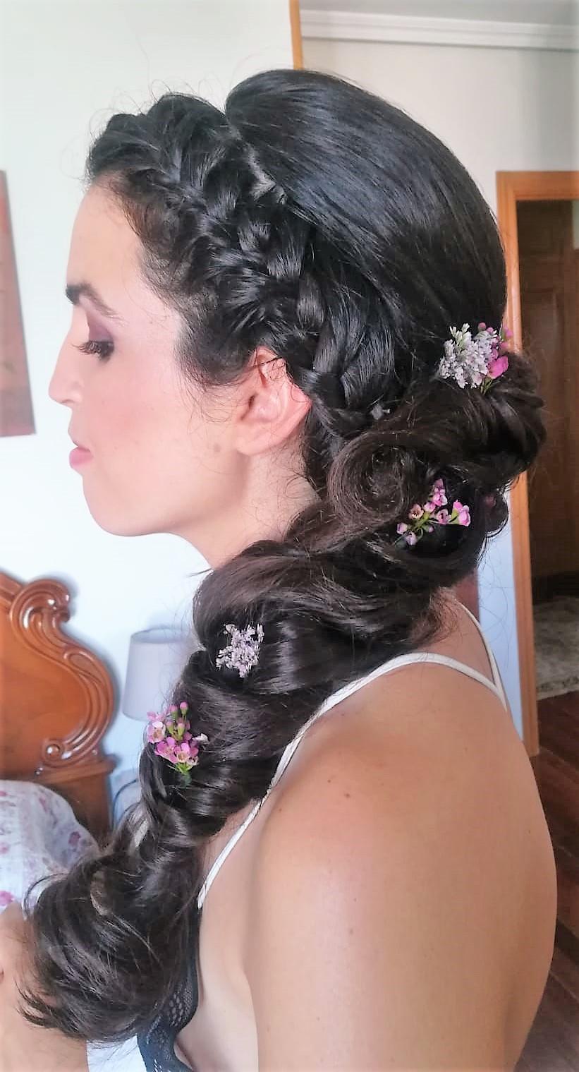 España Peluquería y estetíca en Cáceres Burbujas Montezuma