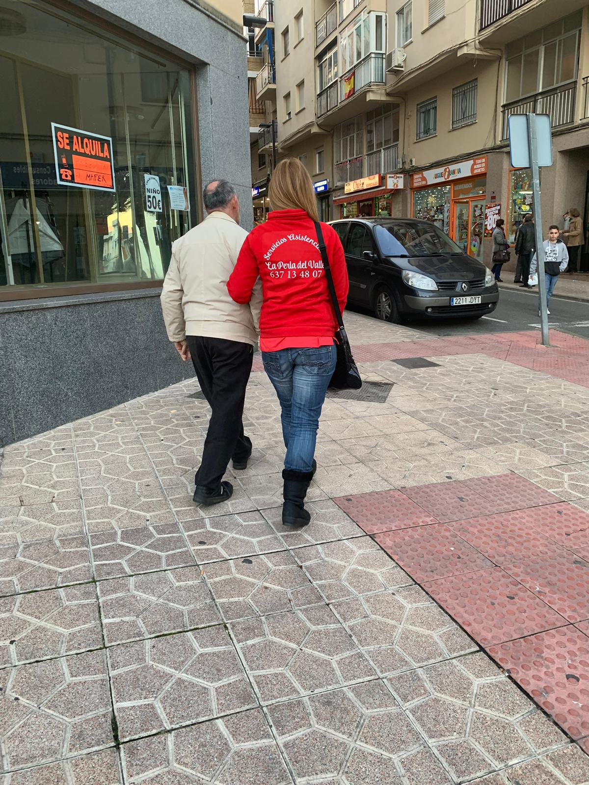 España Servicios asistenciales en Plasencia La Perla del valle