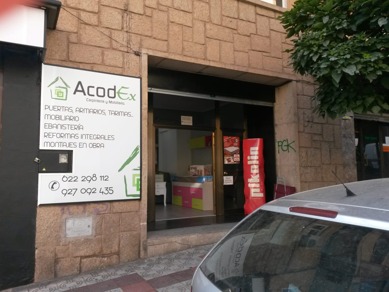 España Tienda de Hogar en Cáceres Acodex