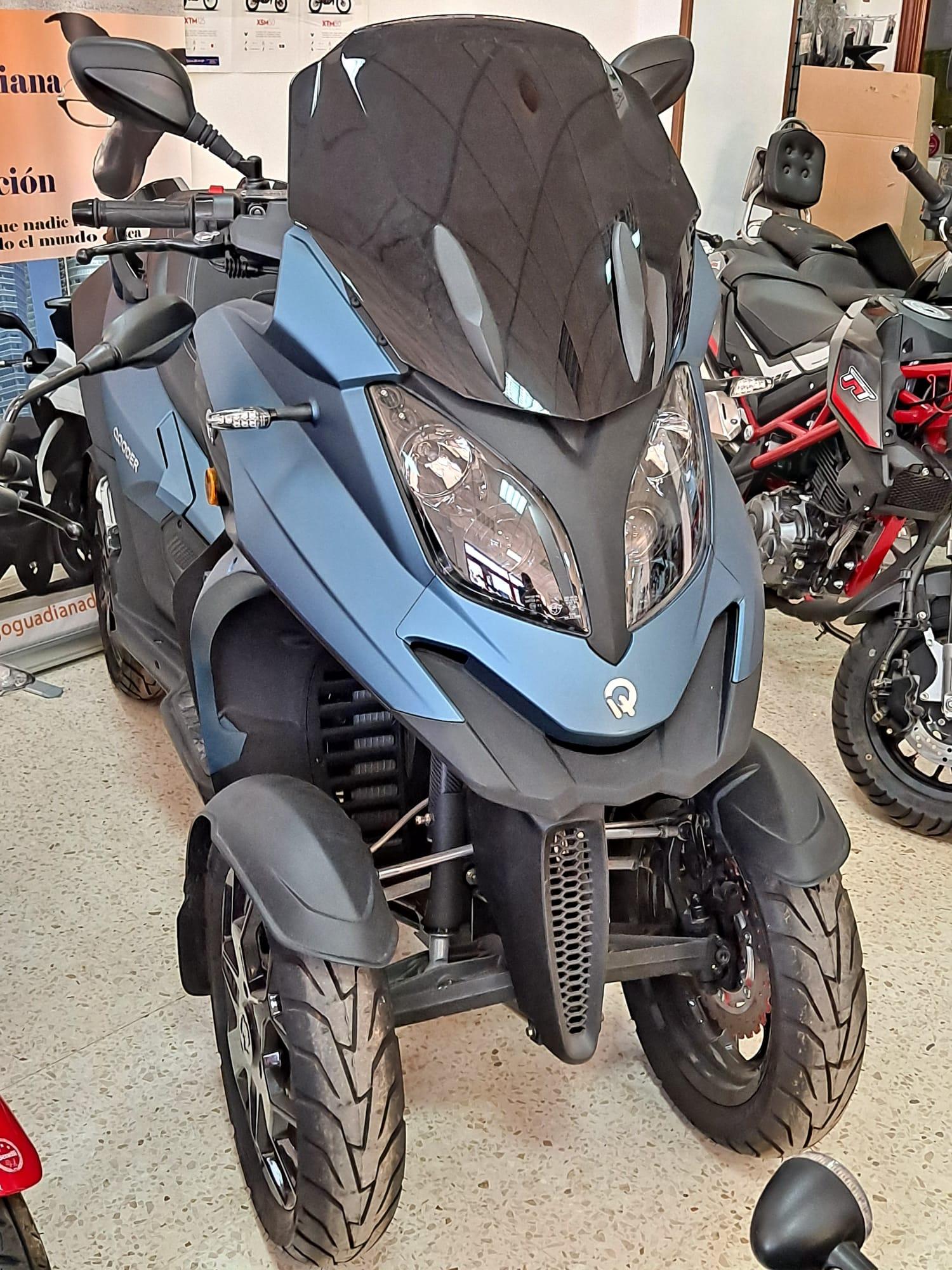 Motos en Almendralejo Taller MQ