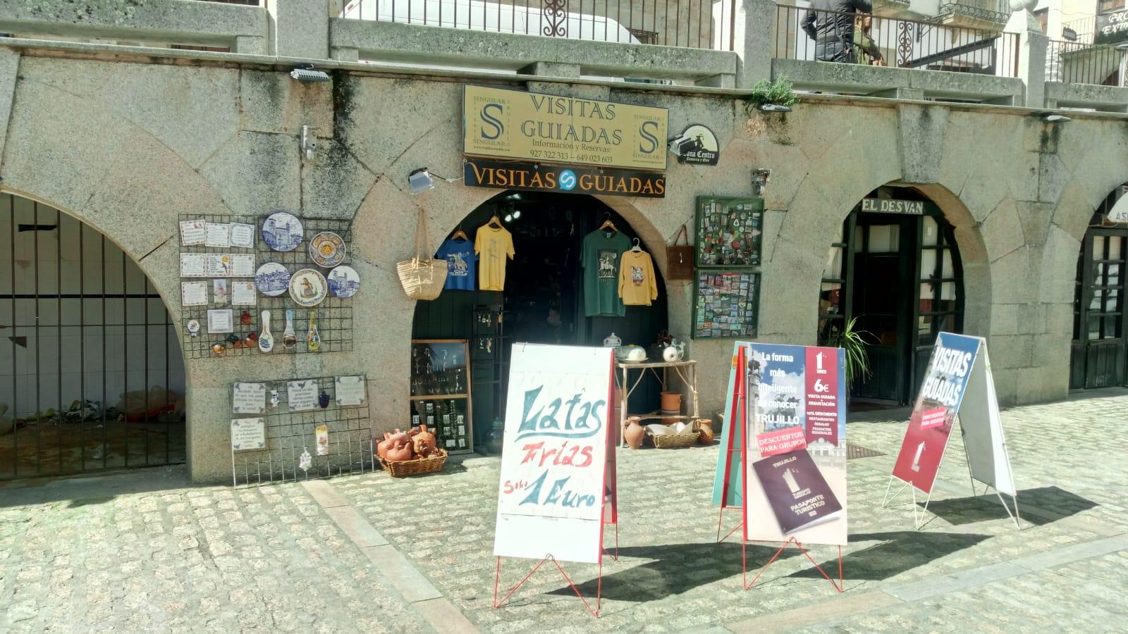 Guia turístico en Trujillo