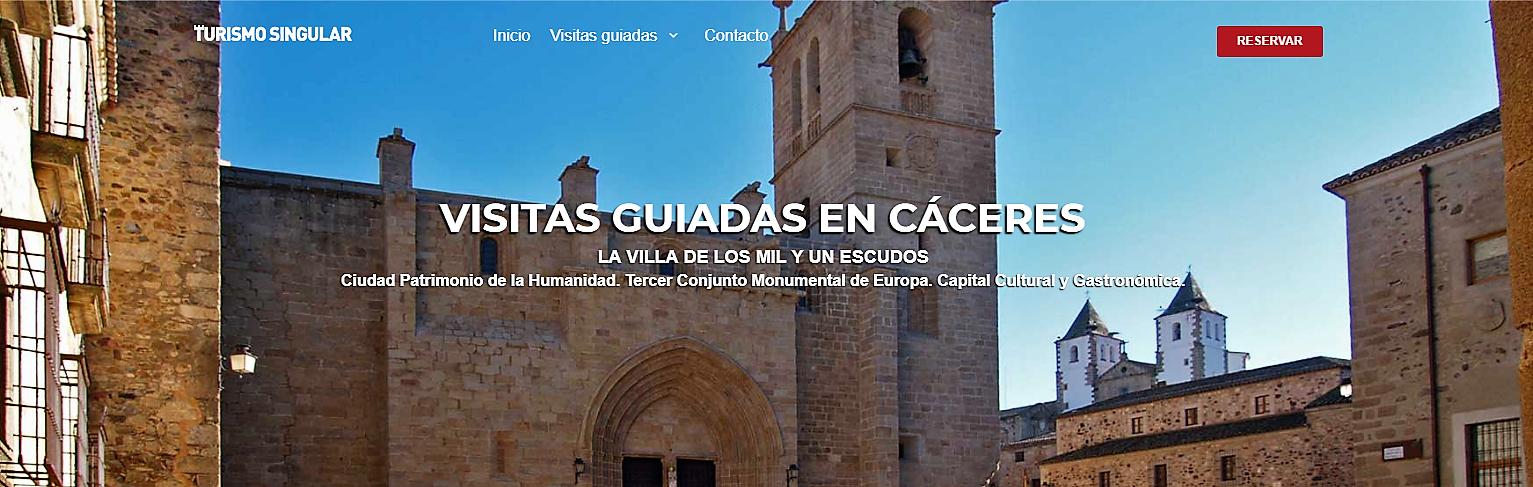 España - Visitas guiadas por Extremadura Turismo Singular