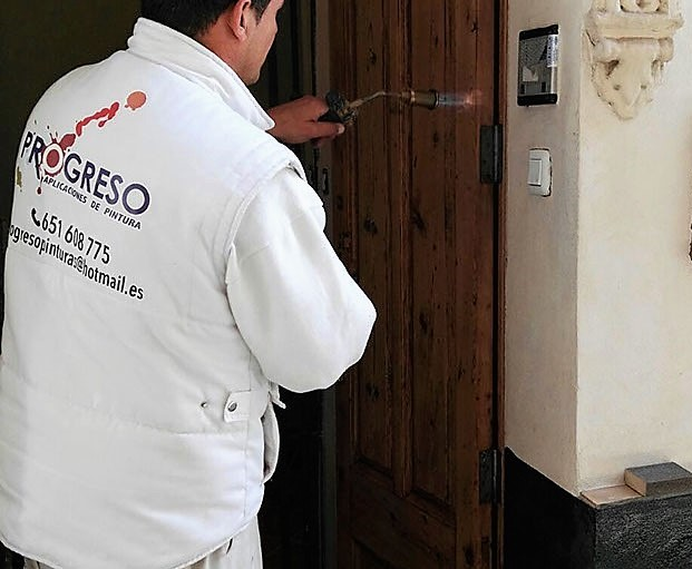 España Pintores decoradores en Sevilla Progreso Camas