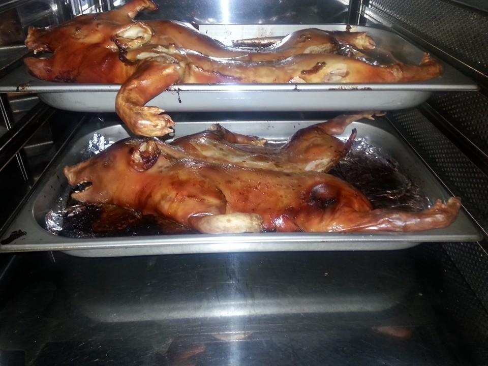 España Raciones Hamburguesas comida para llevar Cáceres New Golden