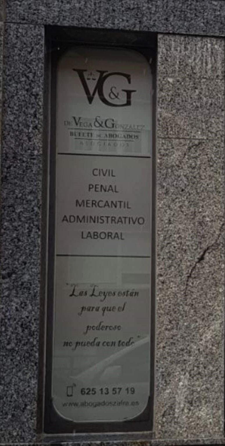 Abogada en Zafra Badajoz VG