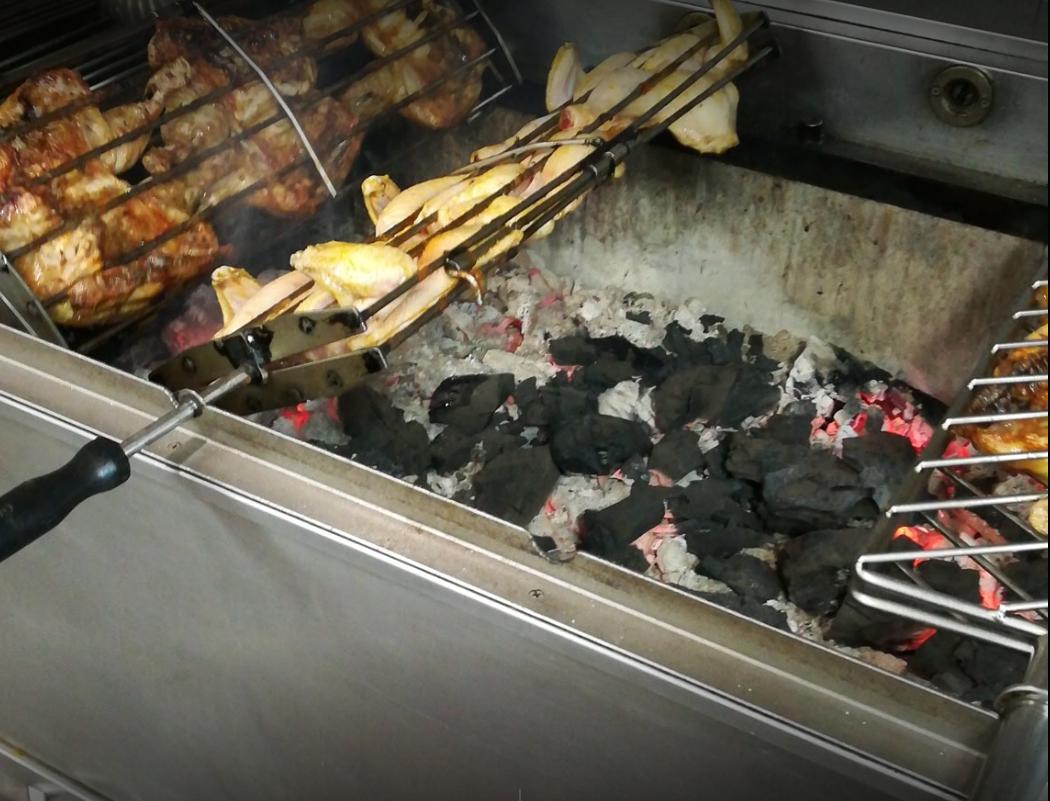 Comida a domicilio Braseria asador en Plasencia Pitas Pitas