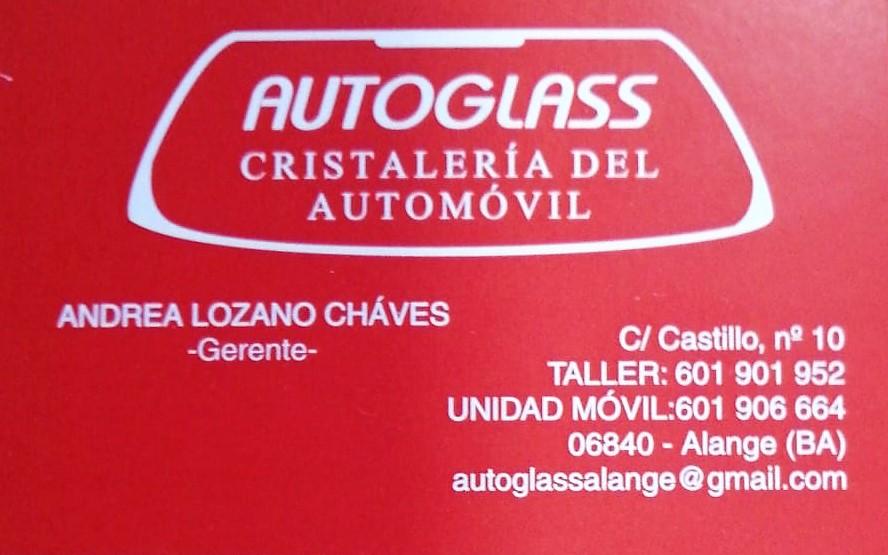Taller de lunas Cristalería del Automóvil en Alange Autoglass Mérida