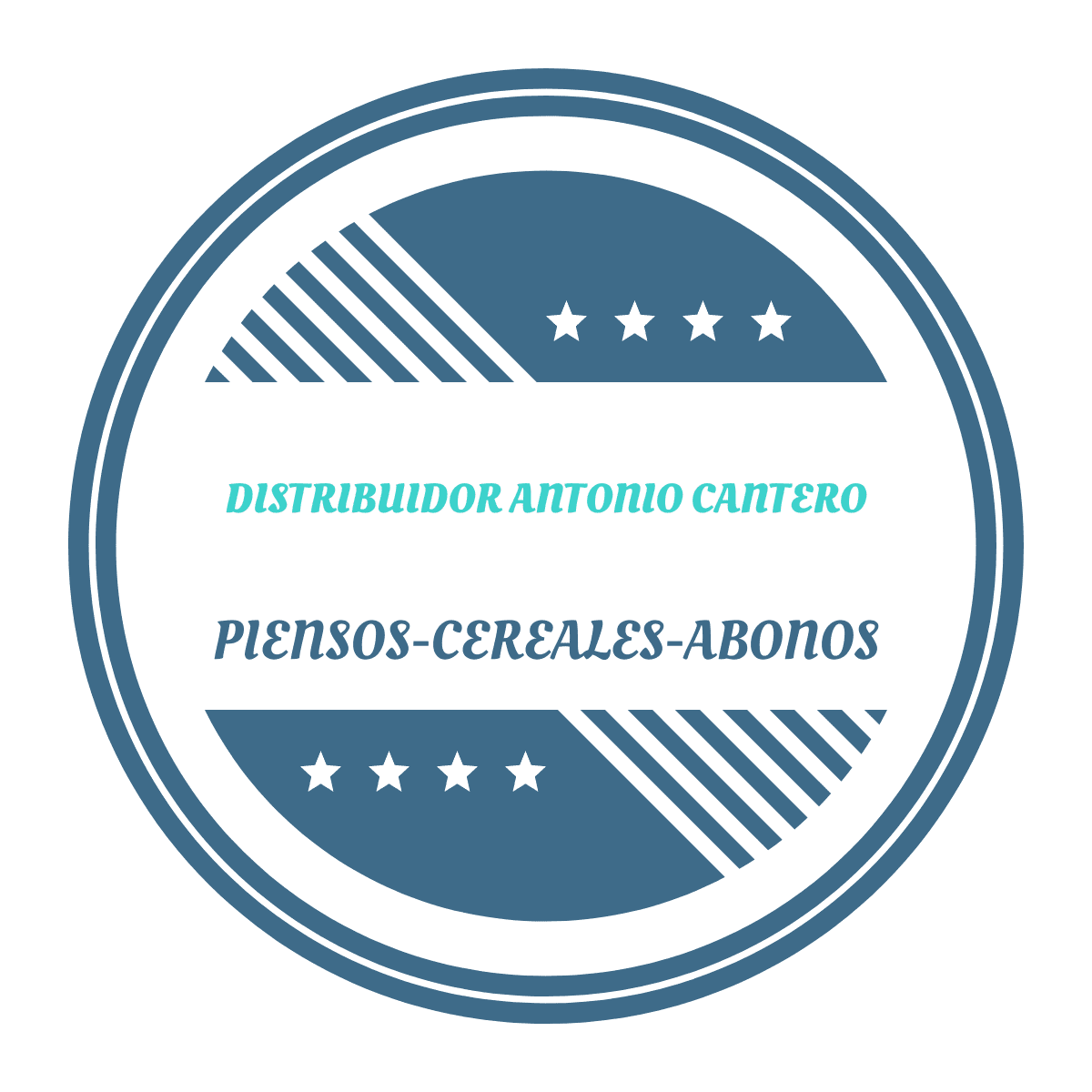 VENTA DISTRIBUCIÓN DE PIENSOS CEREALES ABONOS VALDEFUENTES ANTONIO CANTERO,