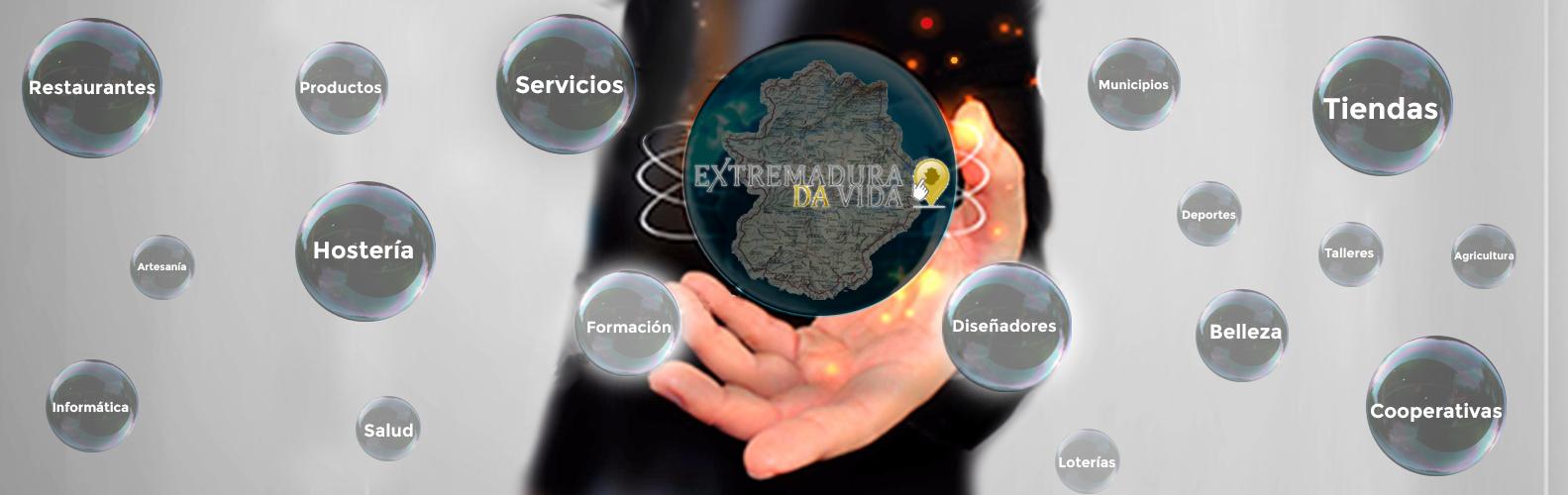 Extremadura Empresas españolas España da vida Plataforma